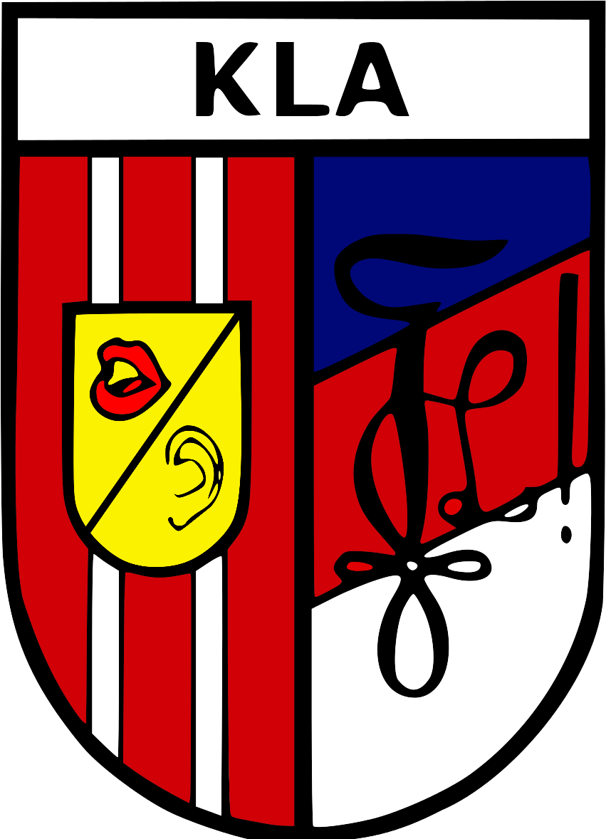 Schild KLA